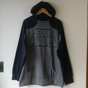 Star Wars Hooded Sweatshirt XL